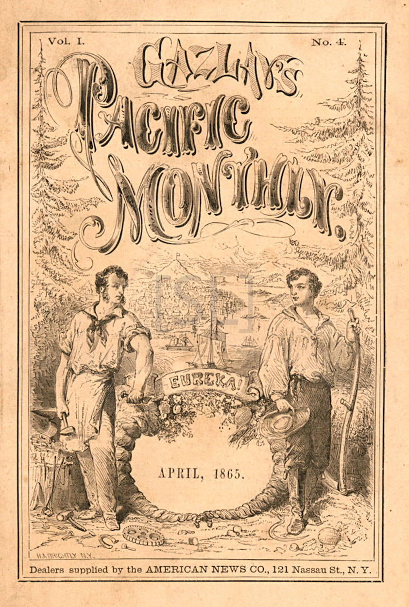 Gazlay's Pacific Monthly