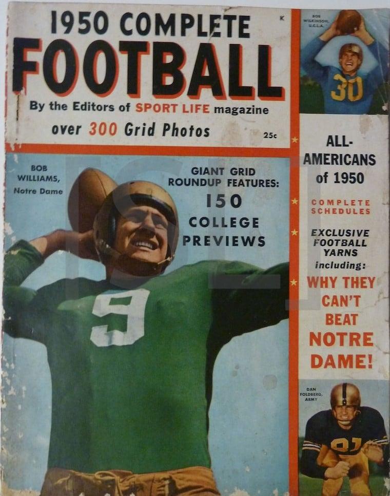 1950 Complete Football