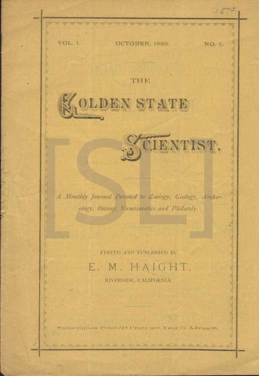 Golden State Scientist