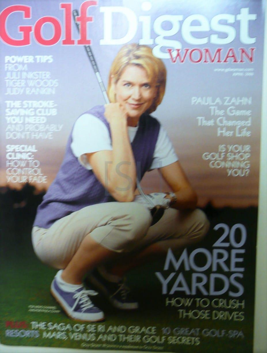 Golf Digest Woman