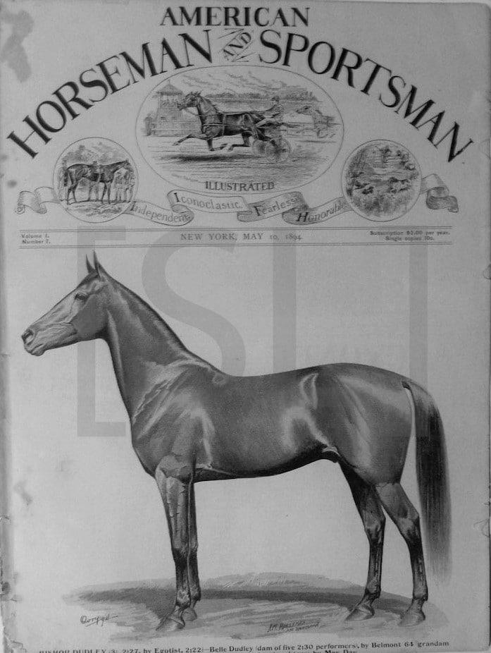 American Horseman and Sportsman
