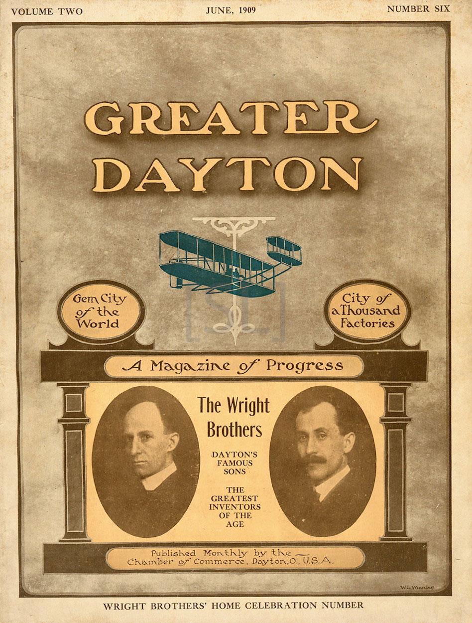 Greater Dayton. A Magazine of Progress