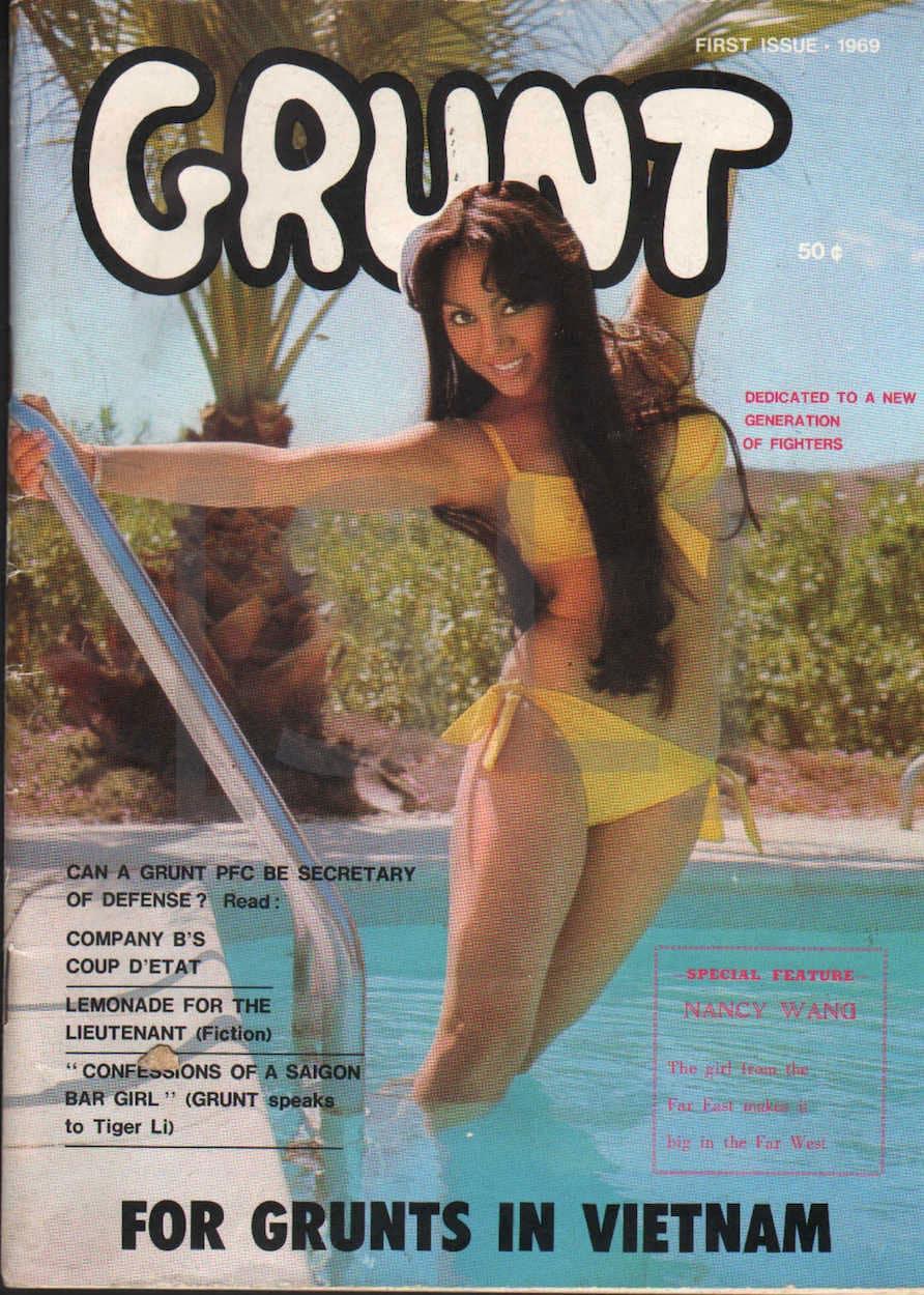 Grunt, The Magazine for Men in Vietnam