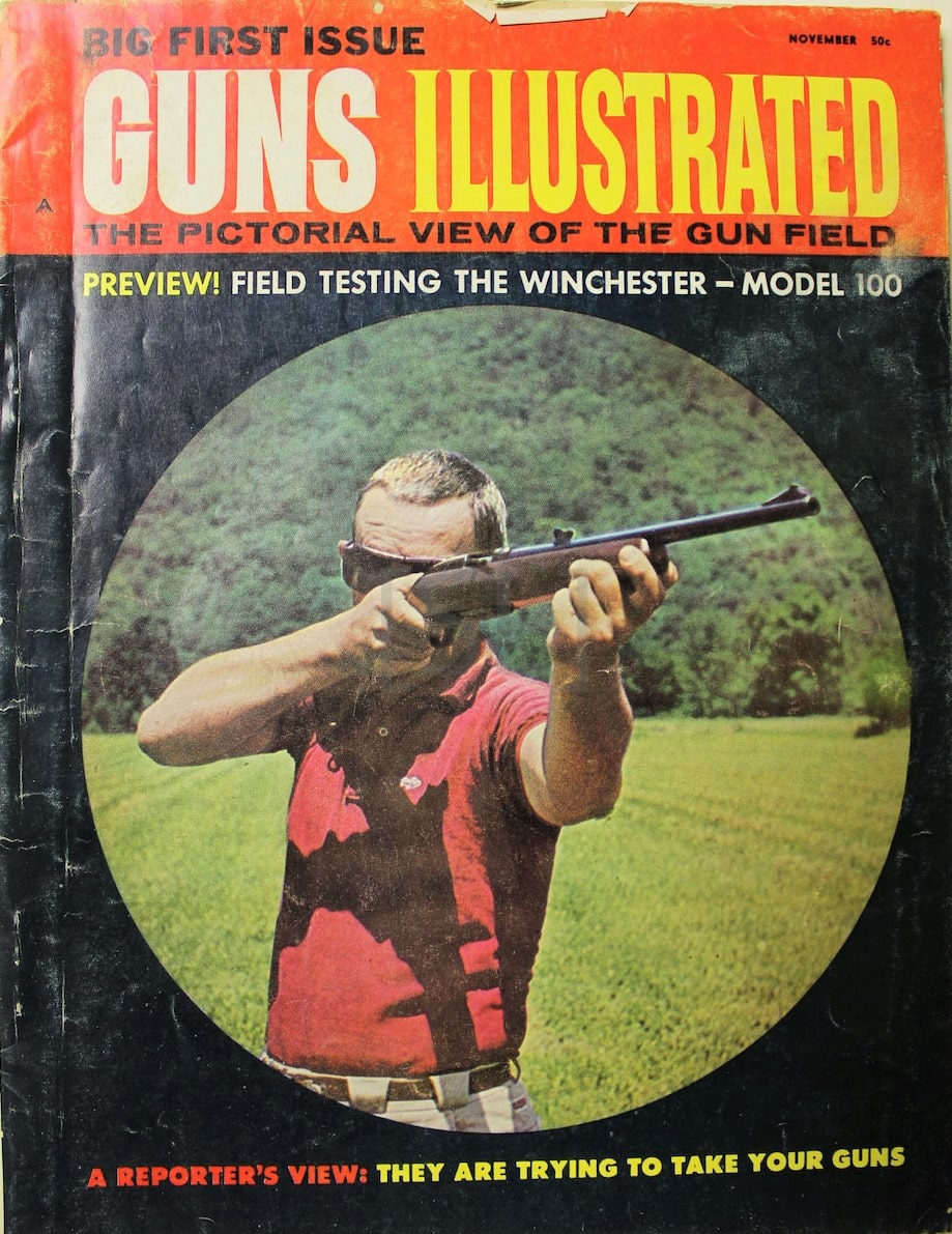 Guns Illustrated; the Pictorial View of the Gun Field