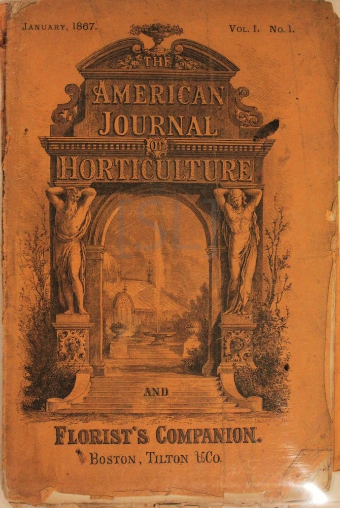American Journal of Horticulture and Florist's Companion