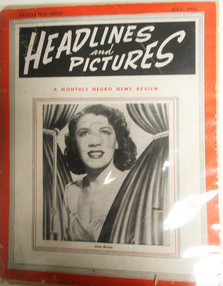 Headlines and Pictures