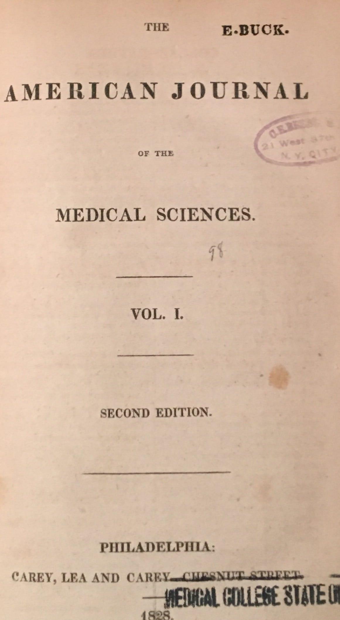 American Journal of Medical Sciences