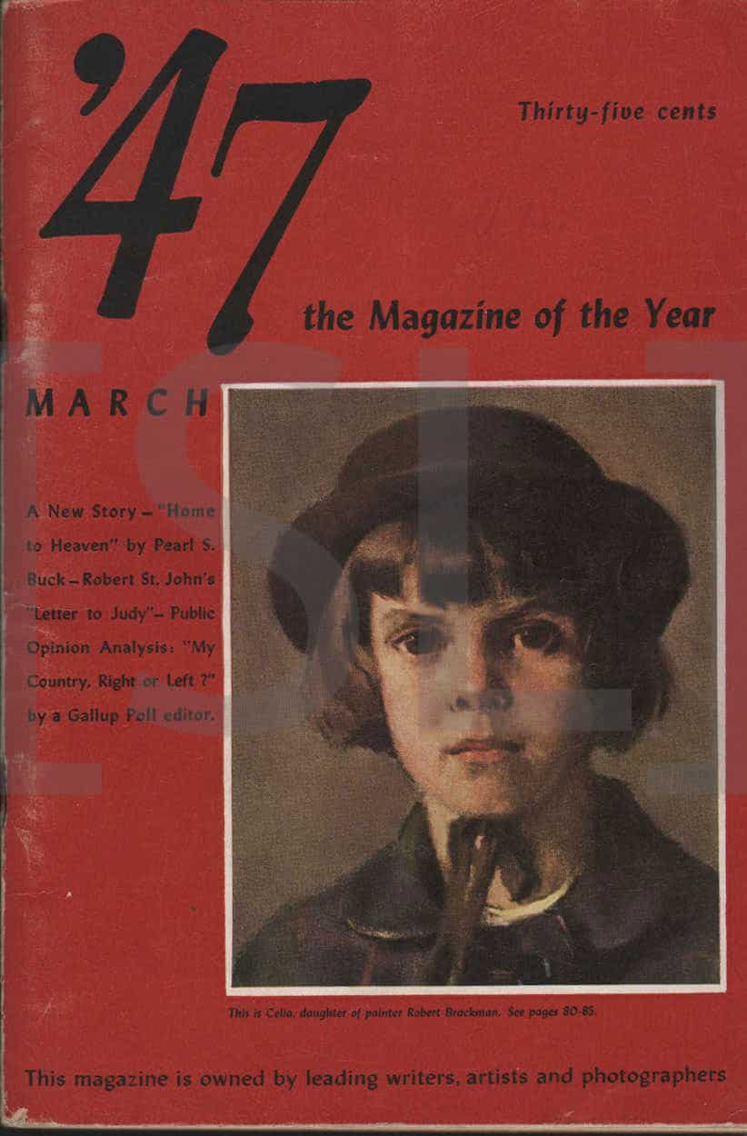47; Magazine of the Year