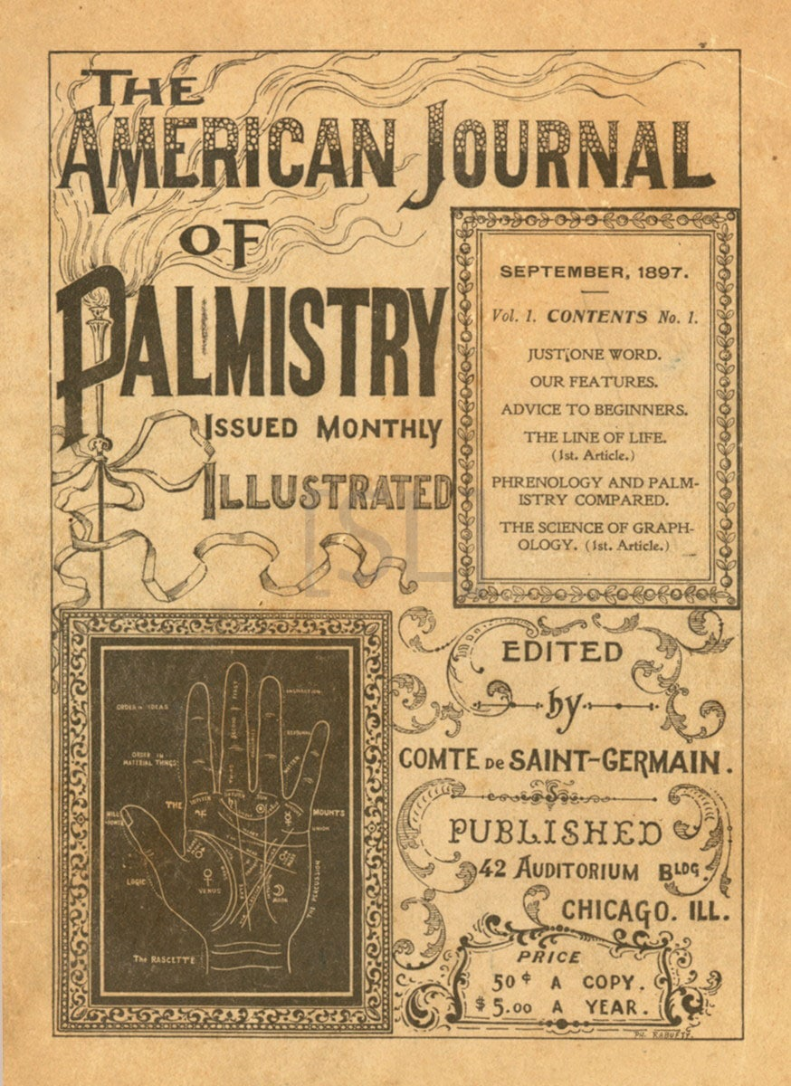American Journal of Palmistry