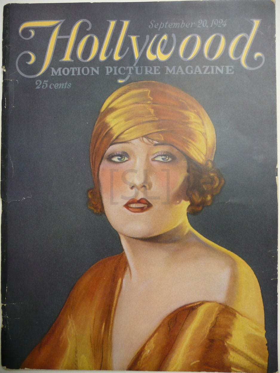 Hollywood Motion Picture Magazine