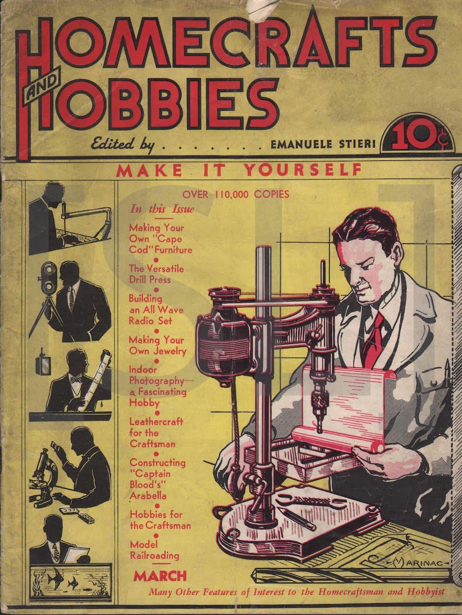 Homecrafts and Hobbies