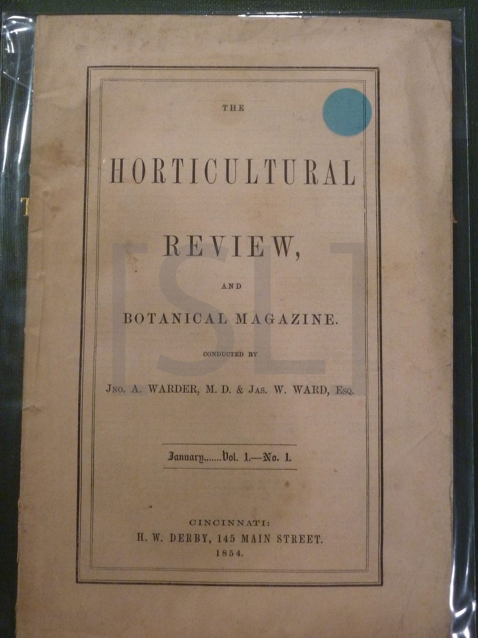 Horticultural Review
