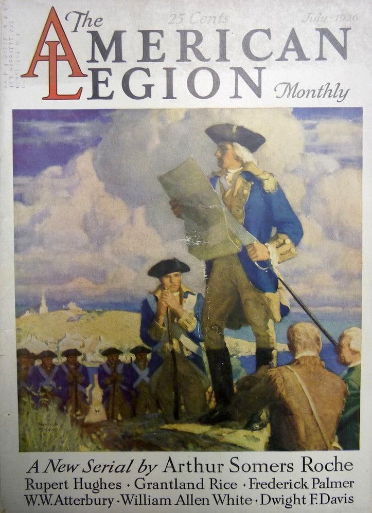 American Legion Monthly