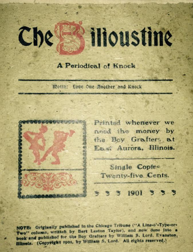 Bilioustine