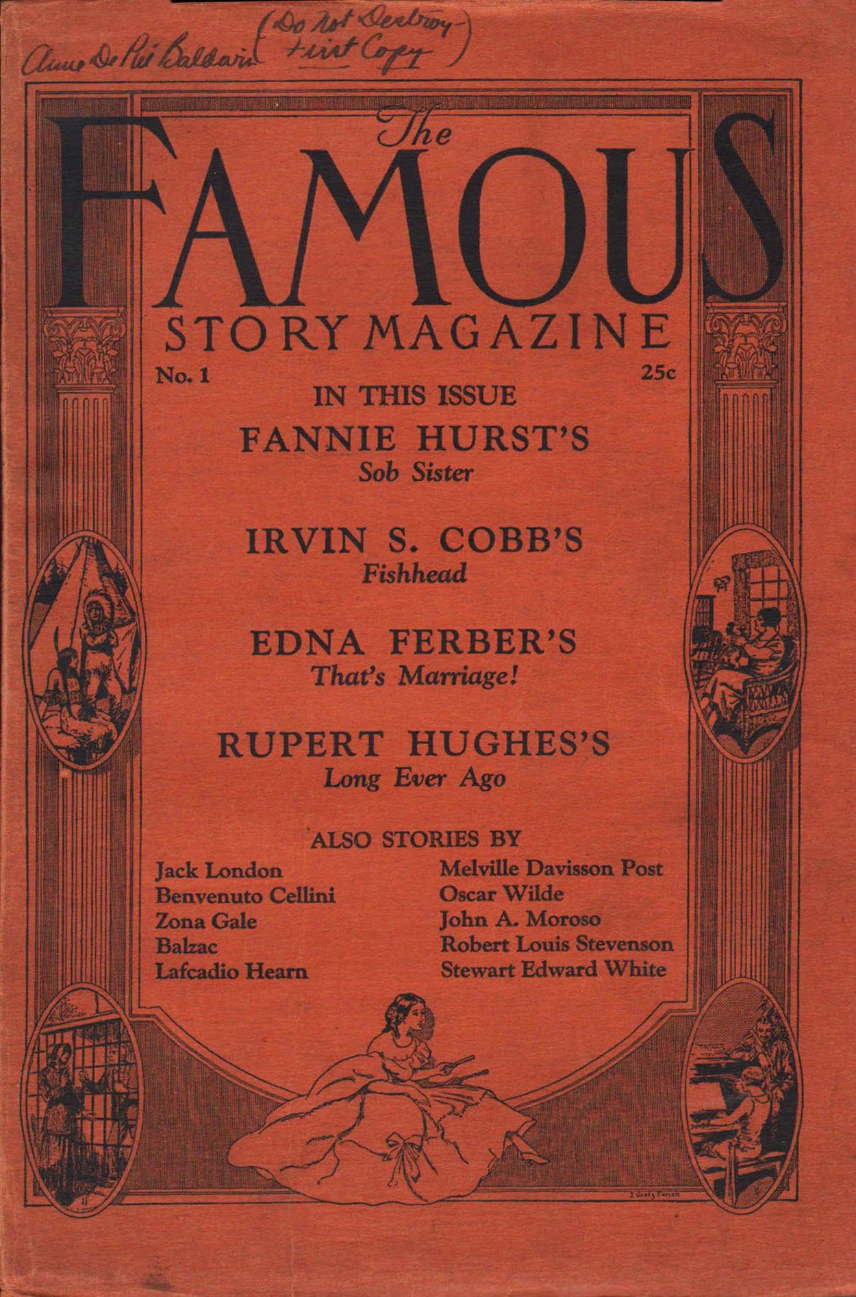 Famous Story Magazine