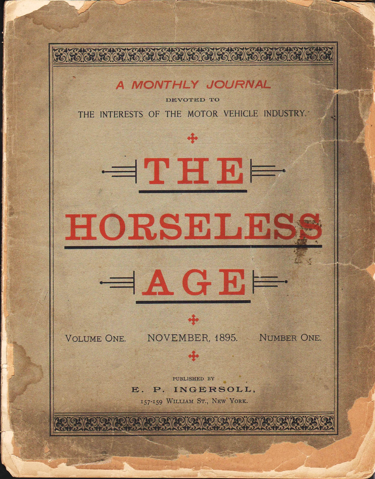 Horseless Age