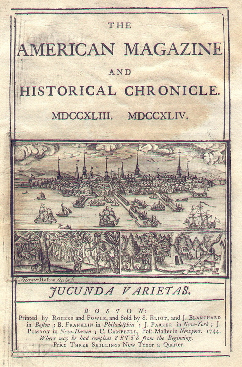 American Magazine and Historical Chronicle