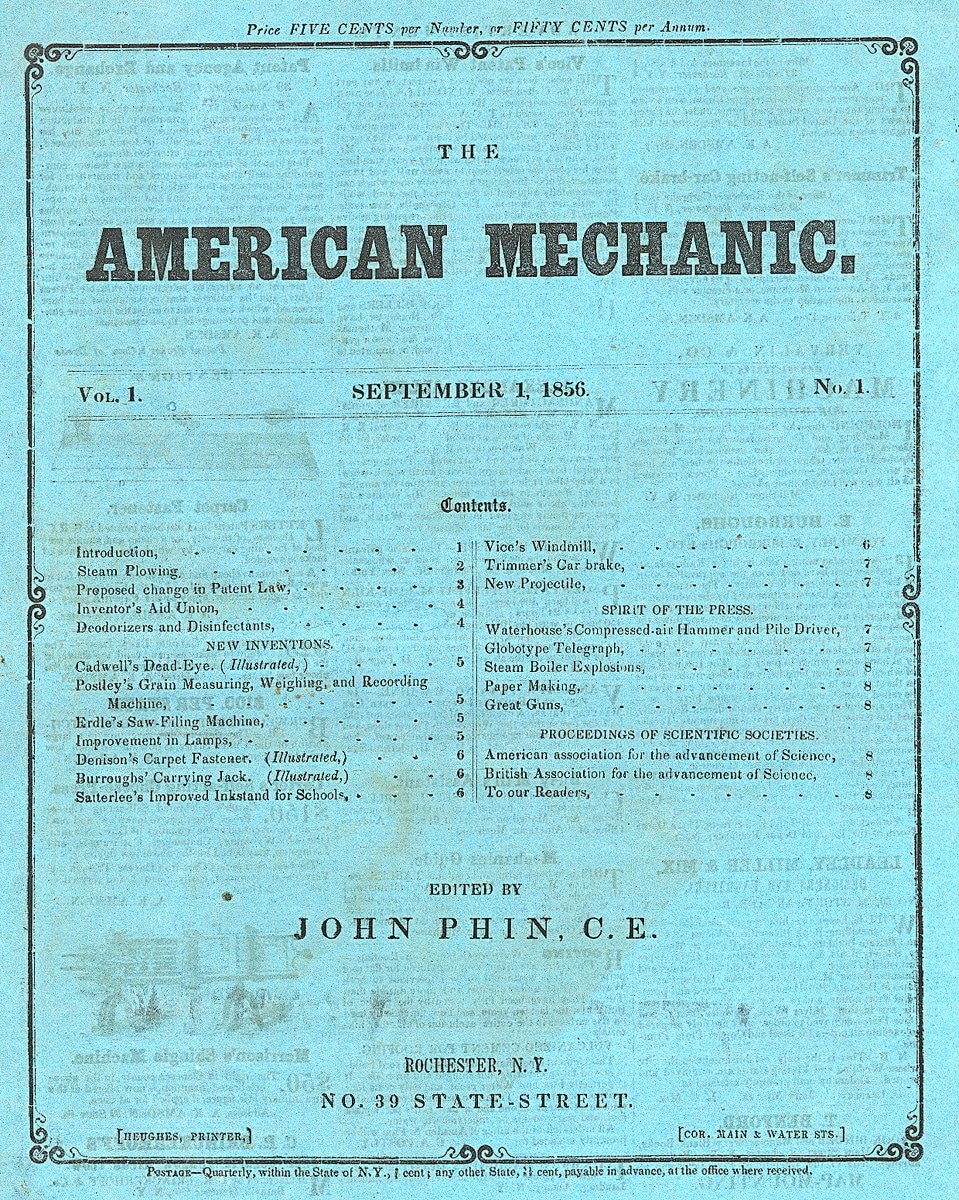 American Mechanic