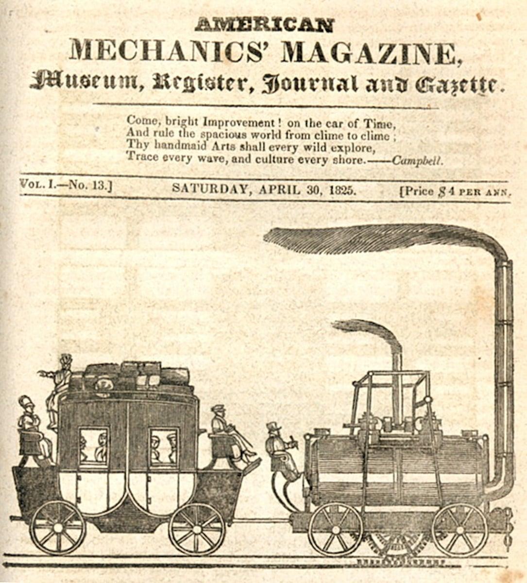 American Mechanic's Magazine