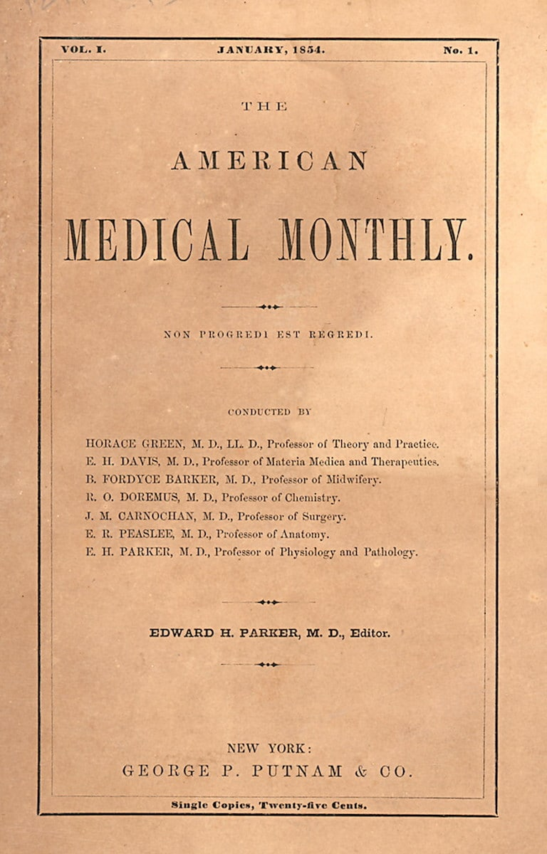 American Medical Monthly