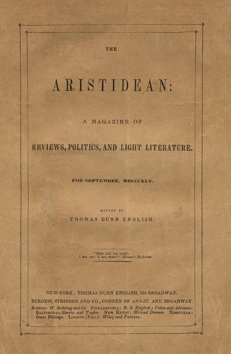 Aristidean