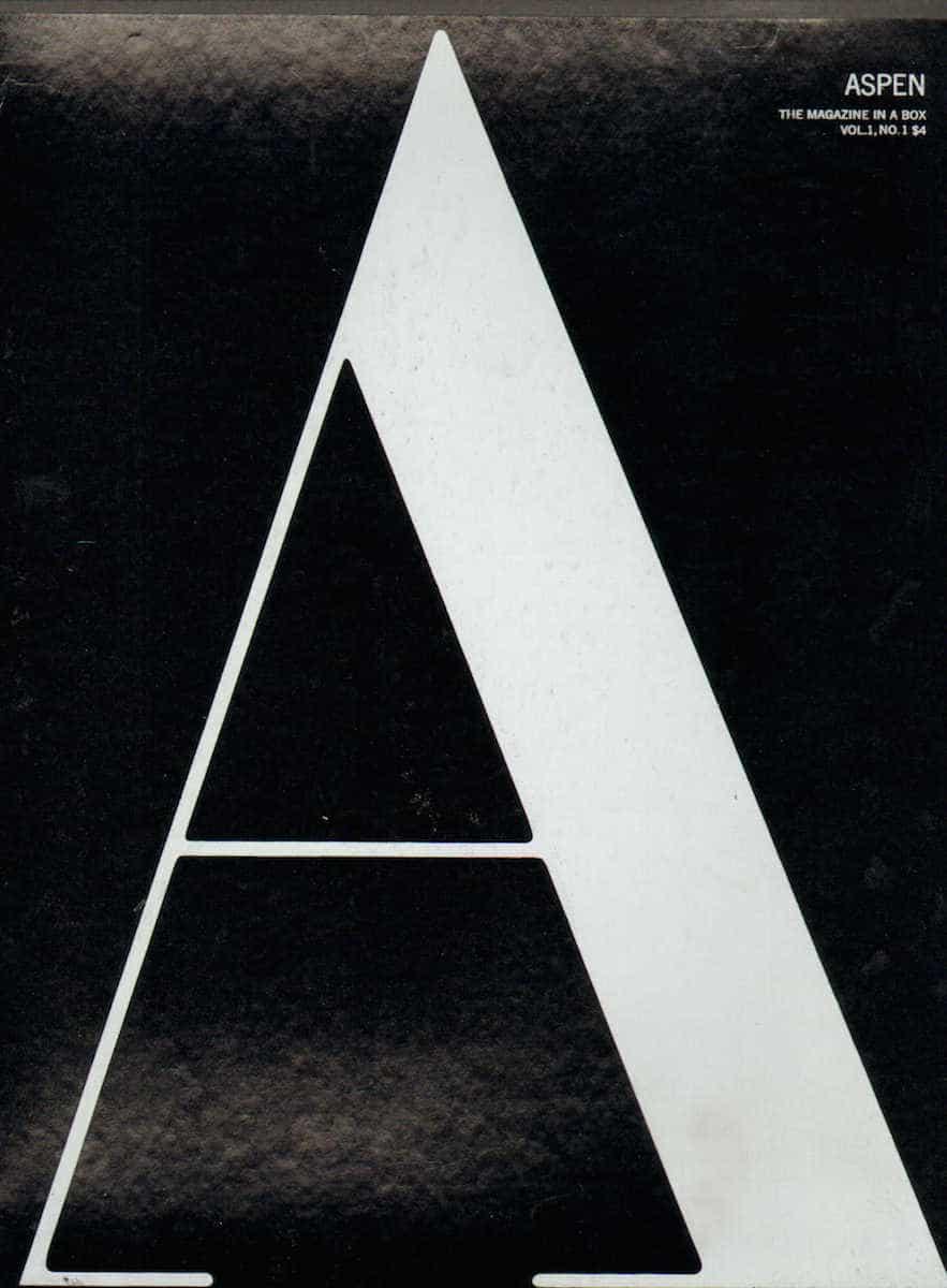 Aspen: The Magazine in a Box
