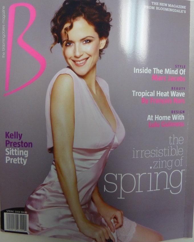 B The Bloomingdale's Magazine