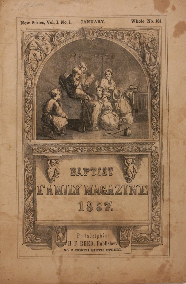 Baptist Family Magazine