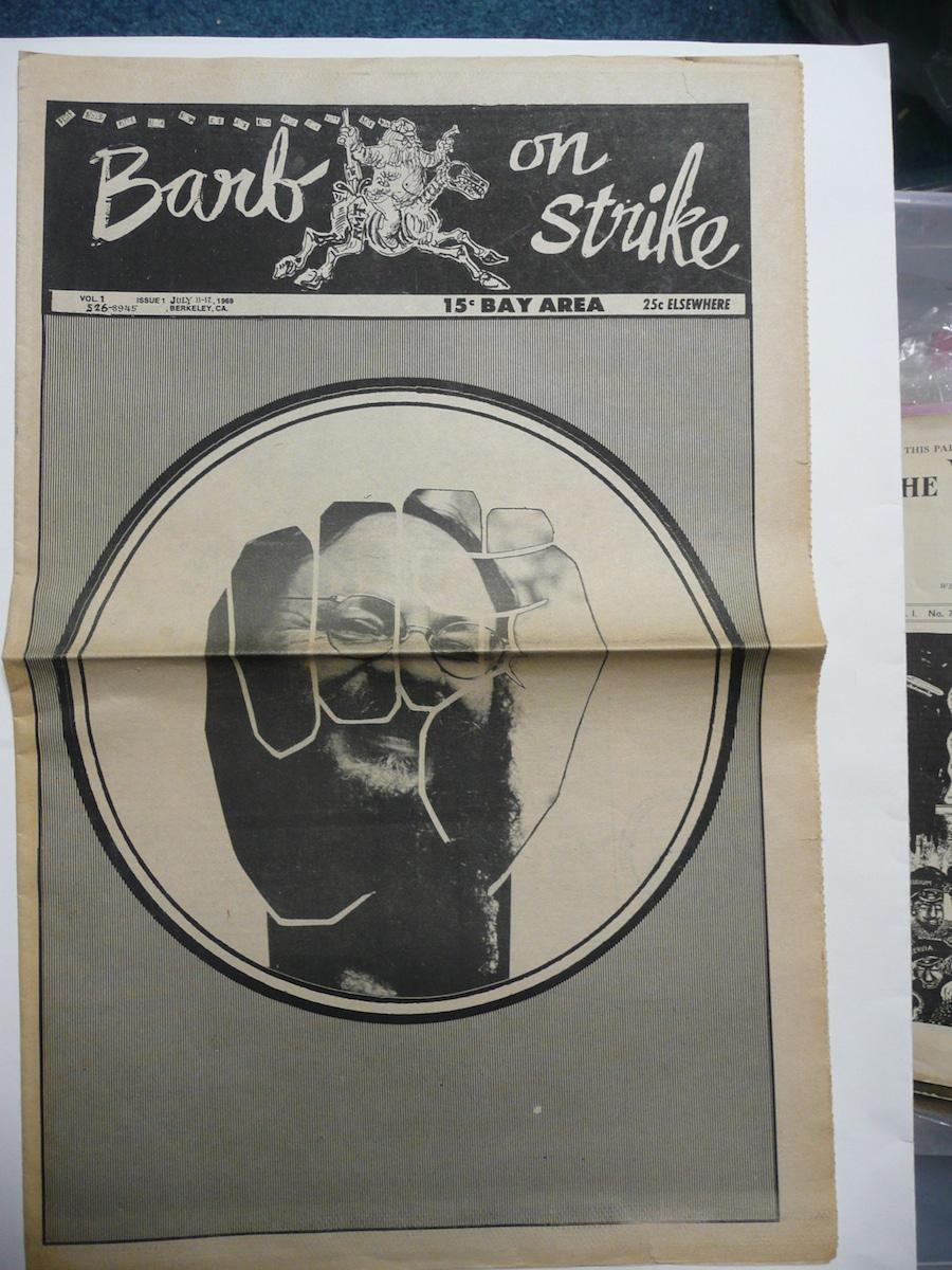 Barb on Strike