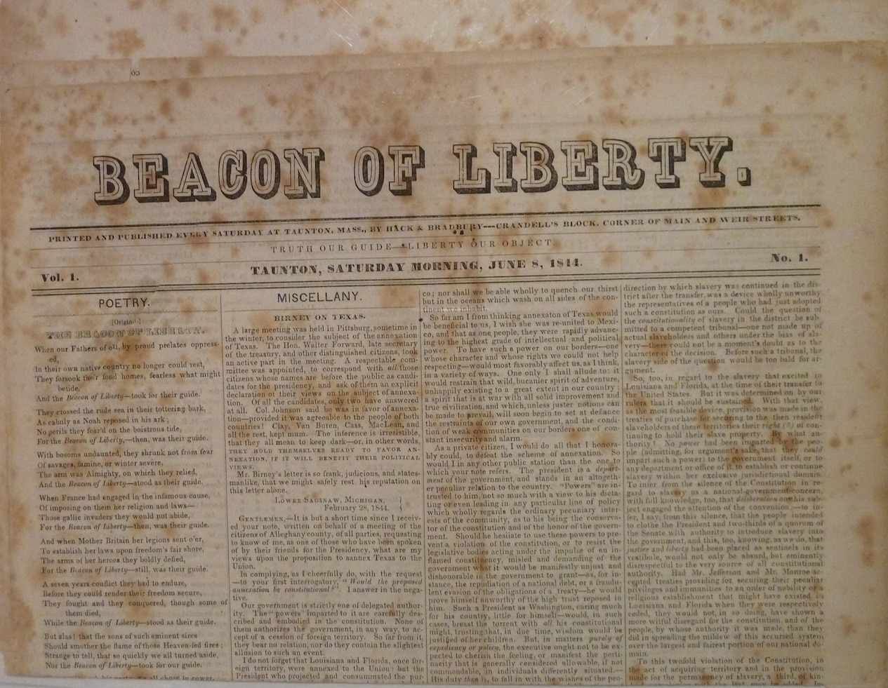 Beacon of Liberty