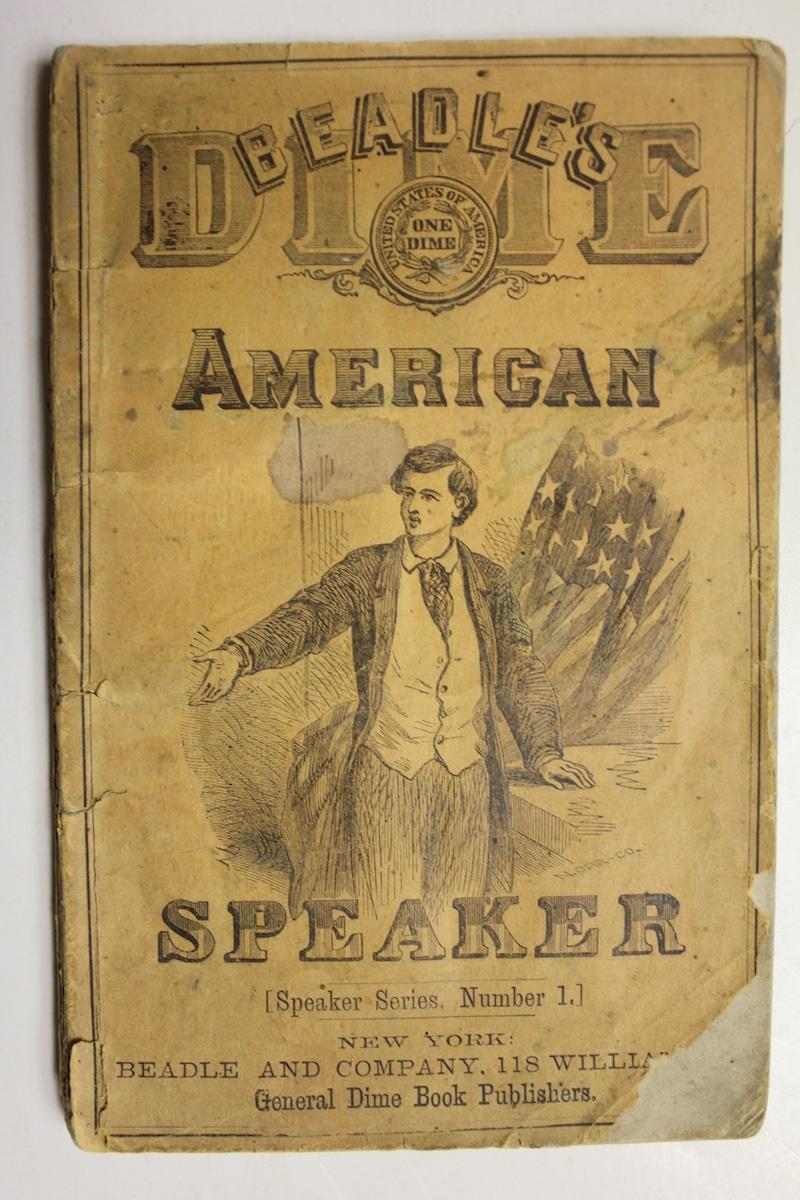 Beadle's Dime American Speaker