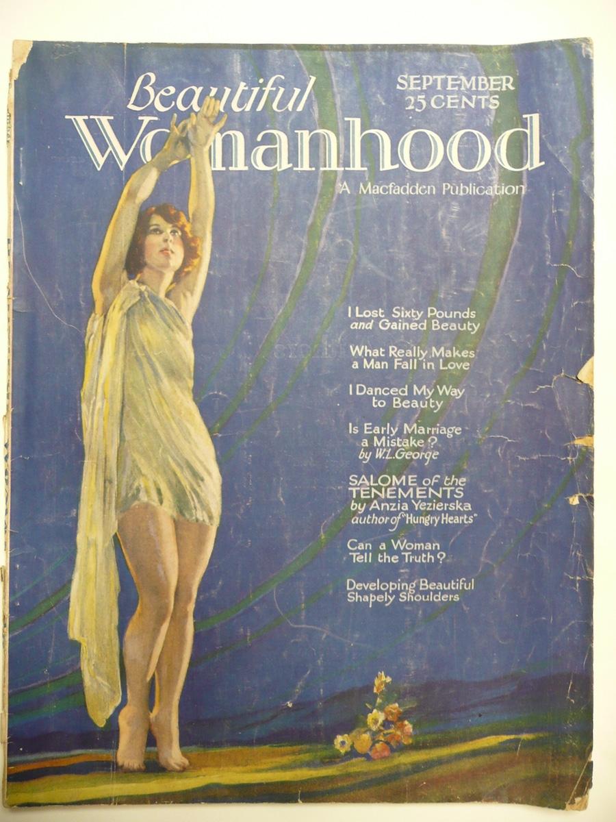 Beautiful Womanhood; A Macfadden Publication