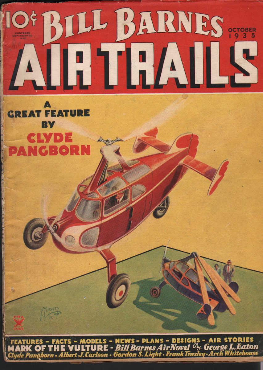 Bill Barnes Airtrails