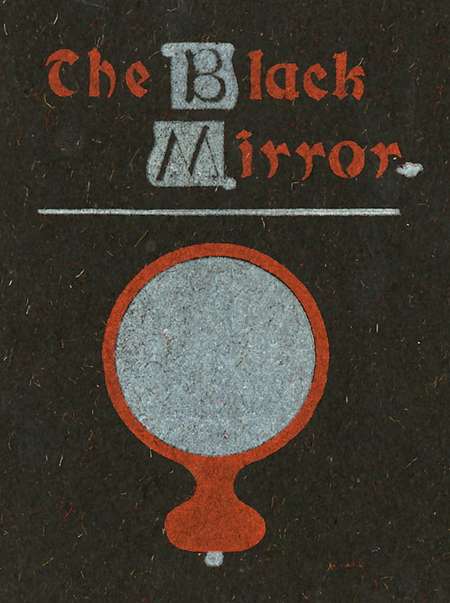 Black Mirror, A Magazine Devoted to Painting