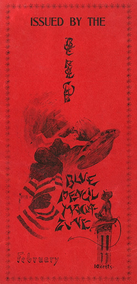 Blue Pencil Magazine