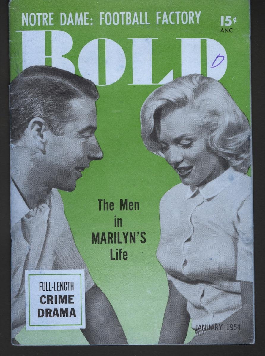 Bold. The Pocket Magazine for Men