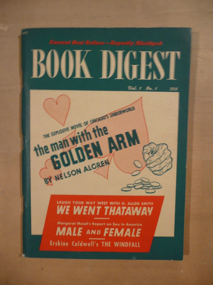Book Digest; Current Best Sellers – Expertly Abridged