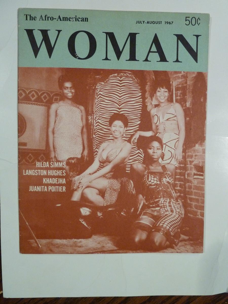 Afro-American Woman