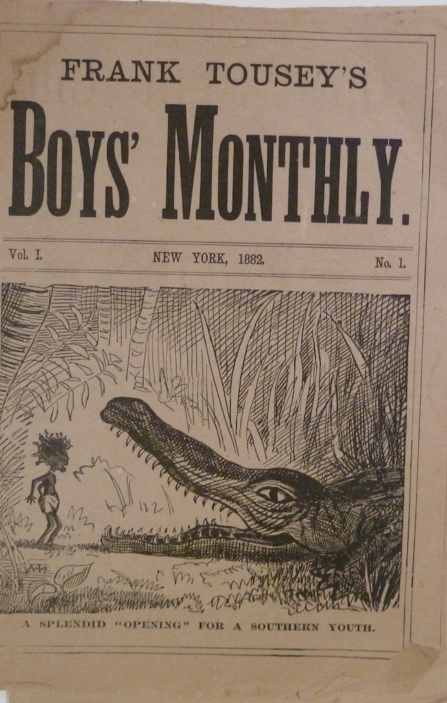 Frank Tousey's Boys' Monthly
