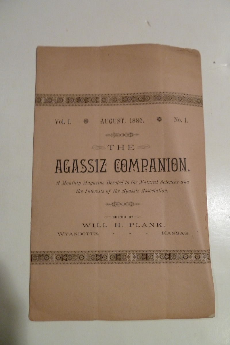 Agassiz Companion