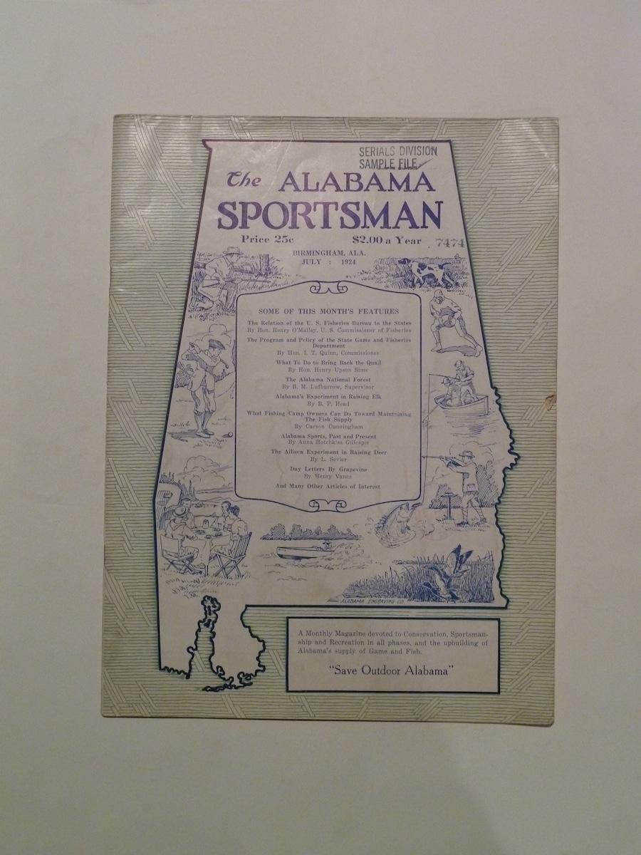 Alabama Sportsman