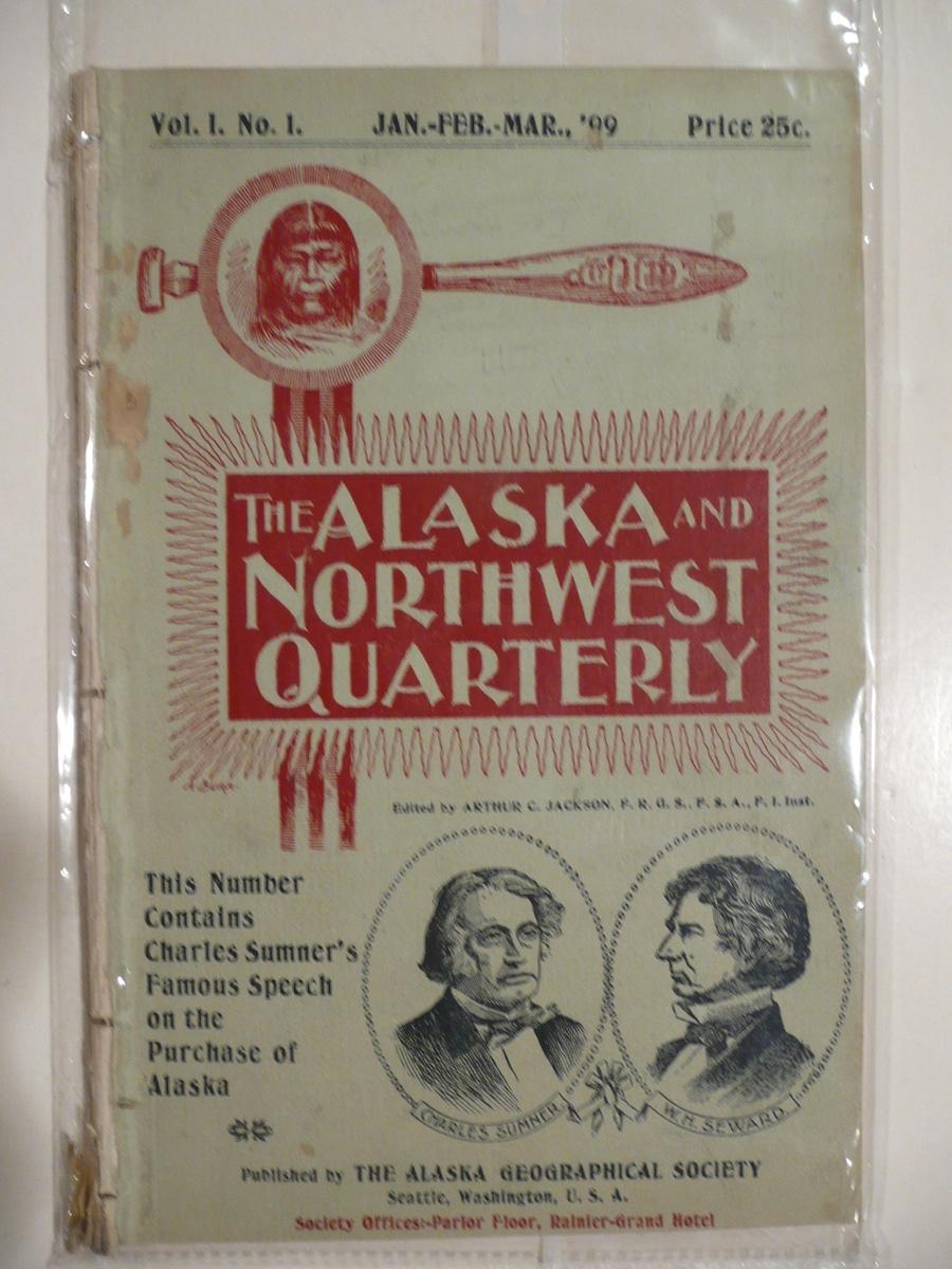 Alaska & Northwest Quarterly