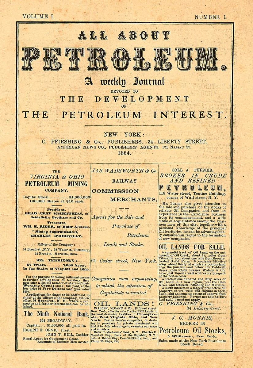 All About Petroleum