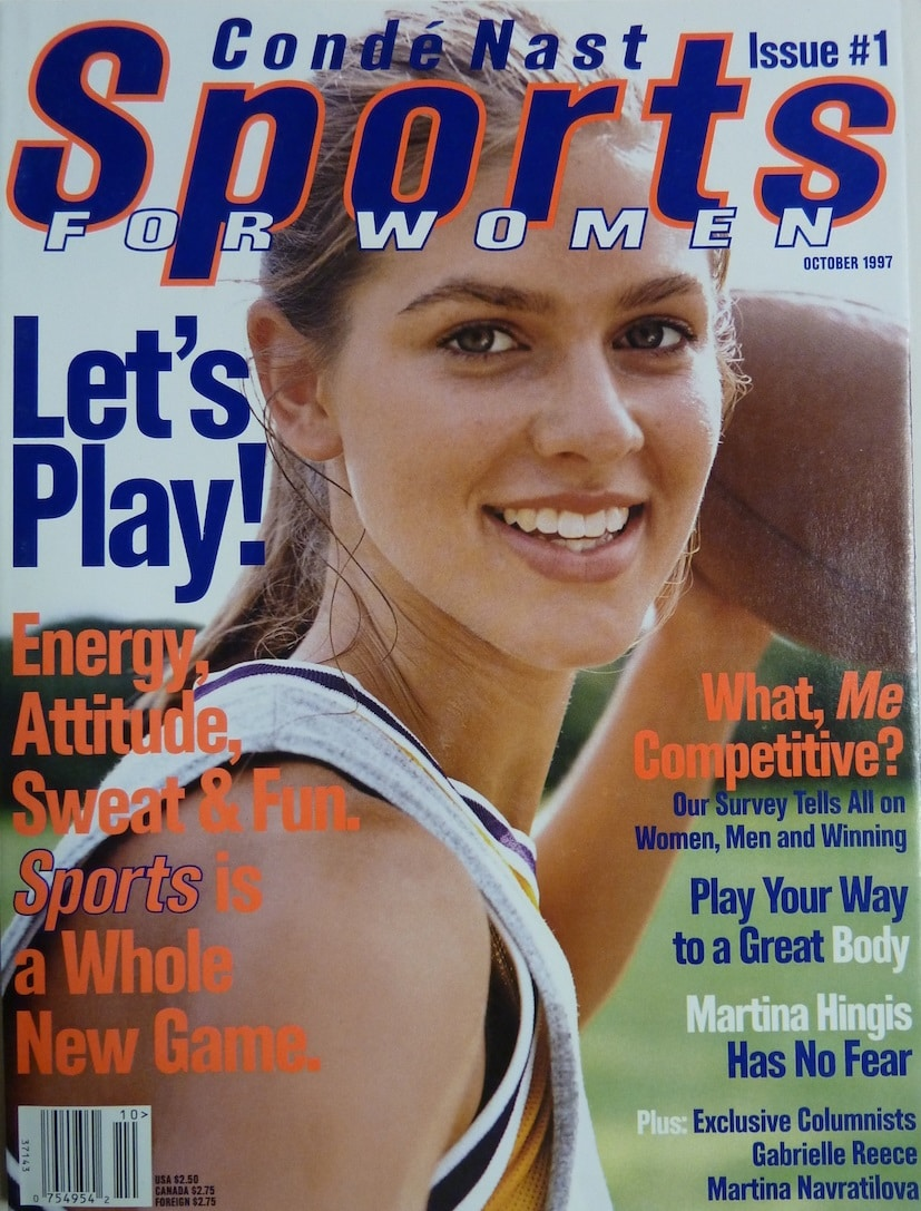 Conde Nast Sports for Women
