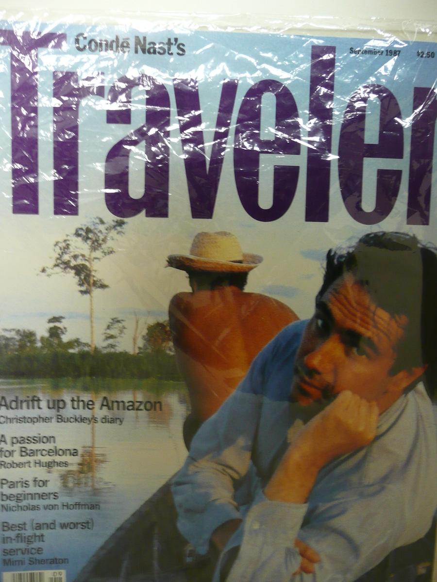 Conde Nast's Traveler