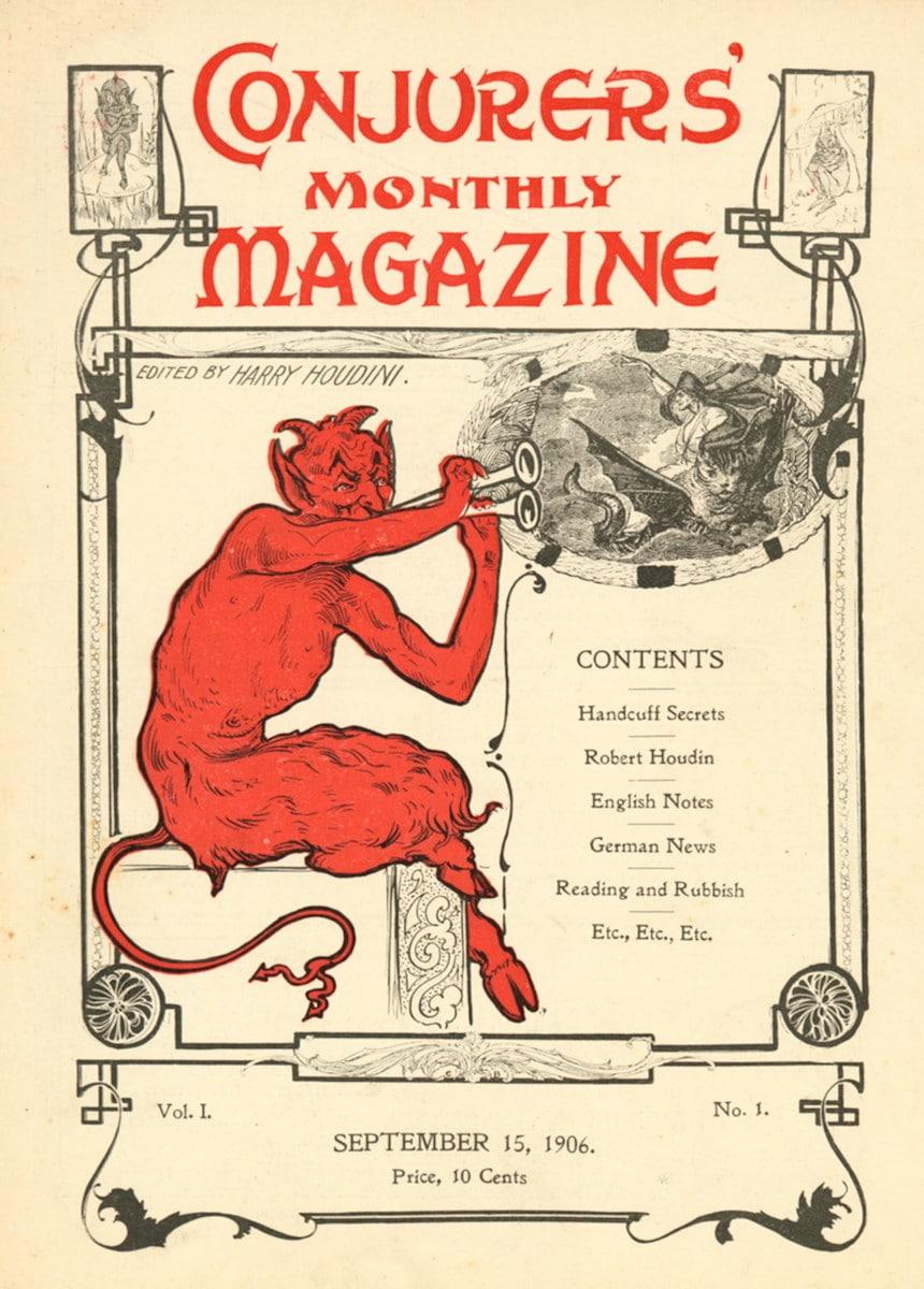 Conjurer Monthly Magazine