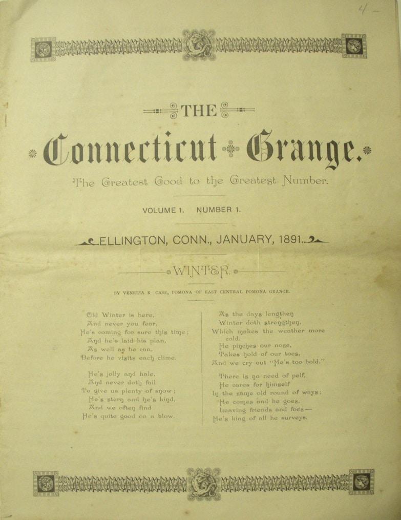 Connecticut Grange