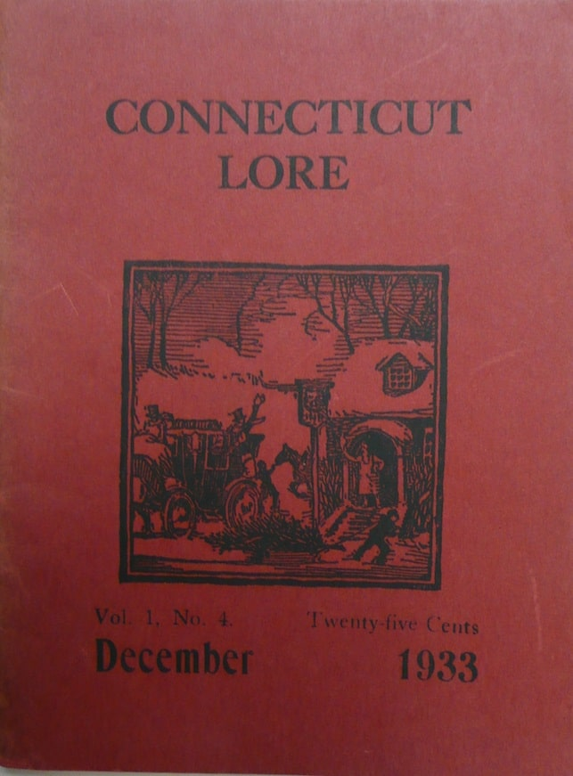 Connecticut Lore