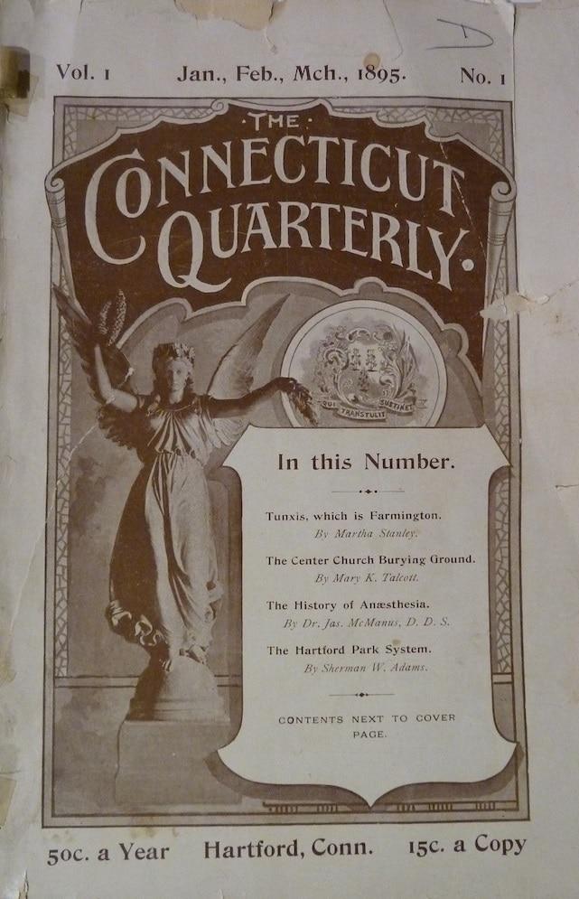 Connecticut Quarterly