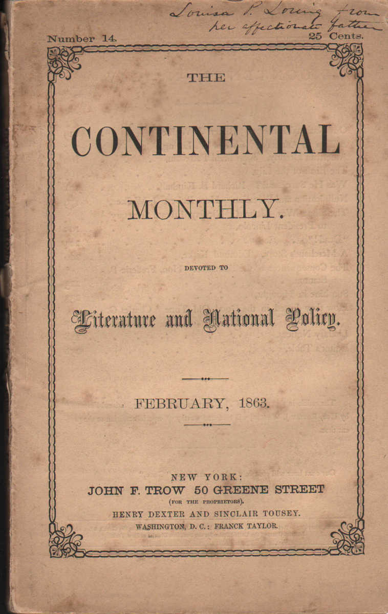 Continental Monthly